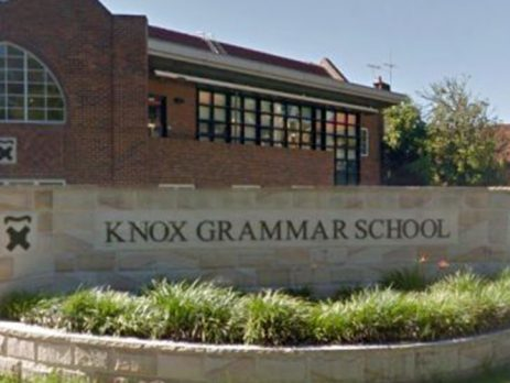 Knox Grammar Abuse