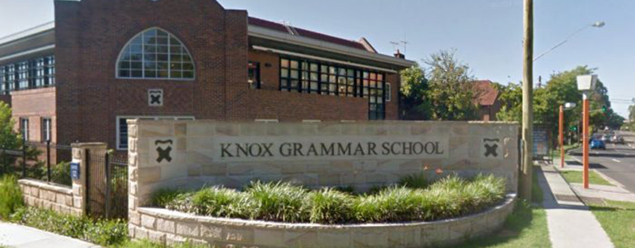 Knox Grammar Abuse Child Porn and Drugs