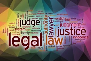 Legal Word Cloud