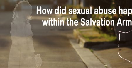 Salvation Army Sexual Abuse