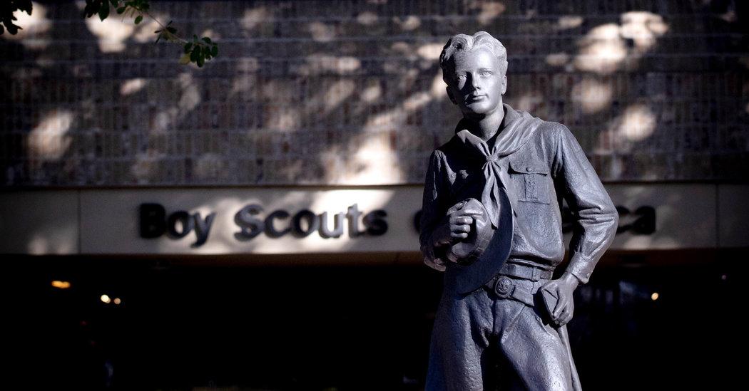 Boy Scouts Abuse