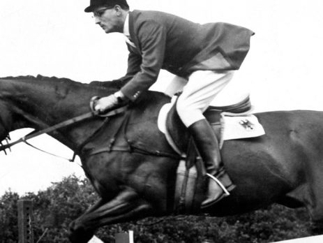 Hans Winkler Equestrian Olympics
